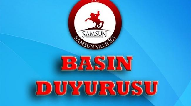 Samsun'da öğrencileri sevindiren haber