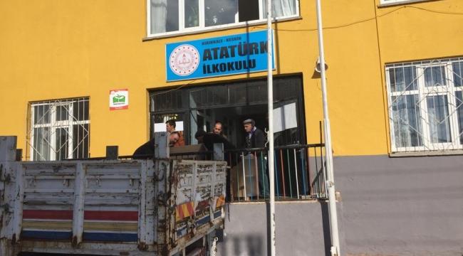 208 öğrencisi olan ilkokul için yıkım kararı
