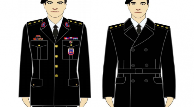 Jandarma Genel Komutanlığı Kıyafet Yönetmeliği