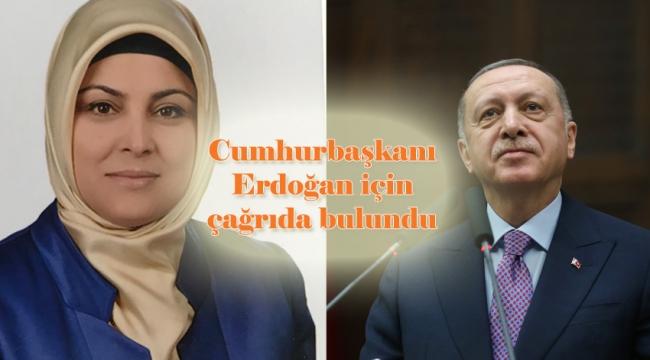 """Erdoğan'a """"Dünya İnsanlık Ödülü"""" çağrısı"""