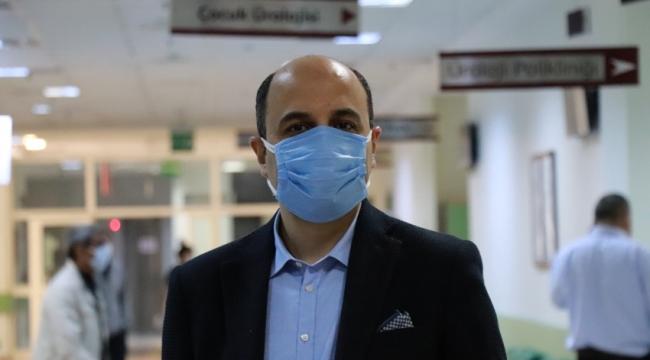 Sağlık Müdürü Oruç'tan bayram uyarısı