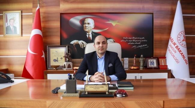 Sağlık Müdürü Oruç'tan bayramda aile içi virüs yayılım riski uyarısı
