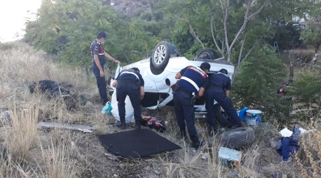 Kırıkkale'de 2 ayrı trafik kazası, çok sayıda yaralı var