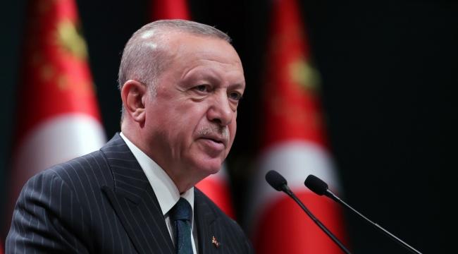 Son dakika..! Cumhurbaşkanı Erdoğan'dan yüz yüze eğitim açıklaması