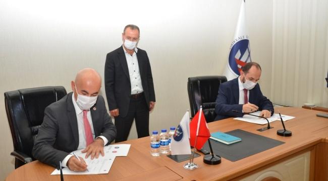 Sosyal Bilimler Enstitüsü İle Kırıkkale Barosu arasında iş birliği protokolü