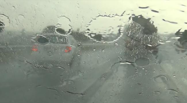 Kırıkkale'de kuvvetli yağış ve rüzgar uyarısı..!