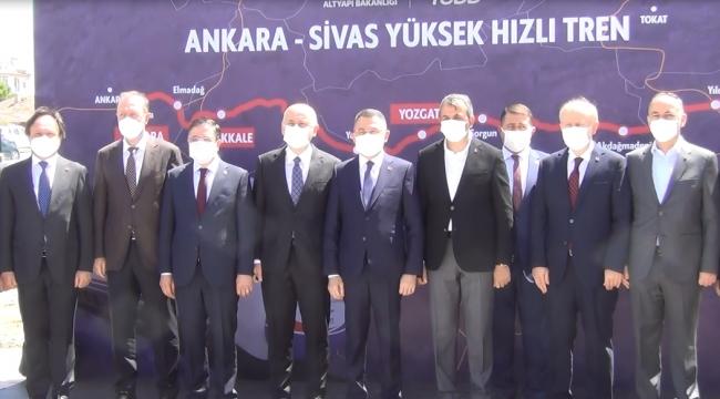 Cumhurbaşkanı Yardımcısı Oktay Kırıkkale'de