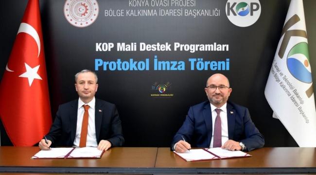Elektrikli bisiklet üretim projesi için imzalar atıldı