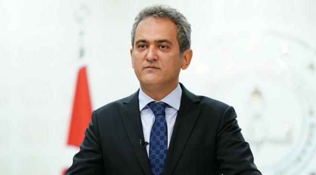 Milli Eğitim Bakanı öğretmenlere müjdesini açıkladı