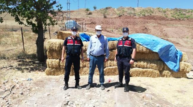 Saman hırsızı Çankırı'da yakalandı