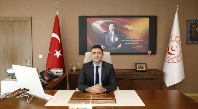 Kırıkkale Valisi olarak atandı