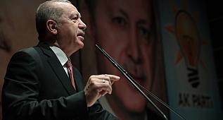 Erdoğan'dan Delice'ye doğalgaz sözü